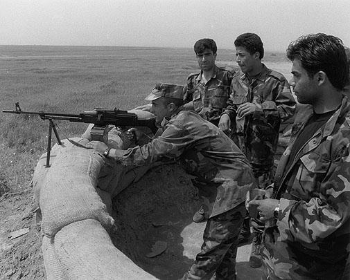 Study Iraq
